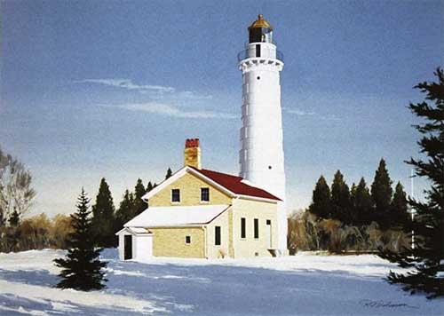 Cana Island Light