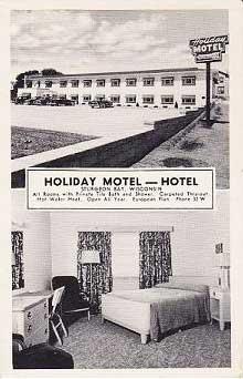 Sturgeon Bay S Holiday Music Motel