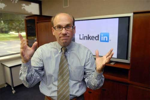 "The ""LinkedIn Guru"" Wayne Breitbarth"