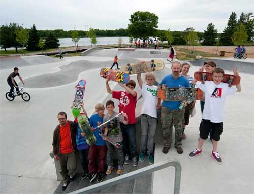 SBSI Skaters